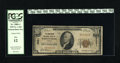 National Bank Notes:Virginia, Harrisonburg, VA - $10 1929 Ty. 1 The Rockingham NB Ch. # 5261.This note is one of 22 Small in the census. S.D. Myers a...