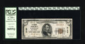 National Bank Notes:West Virginia, Wheeling, WV - $5 1929 Ty. 1 The National Exchange Bank Ch. # 5164.Officers Yarger and Naylor succeeded Jeffers and Dic...
