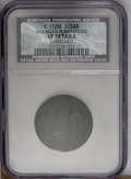 (1688) TOKEN American Plantations Token--Corroded--VF Details NCS. NGC Census: (0/0). PCGS Population (0/25). (#49)...(P...