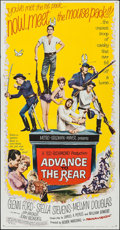 "Movie Posters:Comedy, Advance to the Rear & Others Lot (MGM, 1964). Three Sheets (8) (approx. 41"" X 79""). Comedy.. ... (Total: 8 Items)"