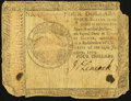 Colonial Notes:Continental Congress Issues, Continental Currency January 14, 1779 $4 Very Good.. ...