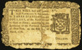 Colonial Notes, New York March 5, 1776 $3 Good.. ...