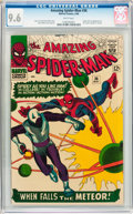 Silver Age (1956-1969):Superhero, The Amazing Spider-Man #36 (Marvel, 1966) CGC NM+ 9.6 Whitepages....