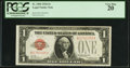 Small Size:Legal Tender Notes, Fr. 1500 $1 1928 Legal Tender Note. PCGS Very Fine 20.. ...