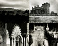 Books:Prints & Leaves, [Spain]. Evelyn Hofer, photographer (1922 - 2009). Collection ofSeven Photographs by Hofer Depicting Views of Spain....