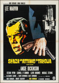 "Movie Posters:Crime, Point Blank (Alpherat, R-1970s). Italian 2 - Fogli (39.25"" X55.25""). Crime.. ..."