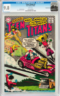 Silver Age (1956-1969):Superhero, Teen Titans #3 Rocky Mountain Pedigree (DC, 1966) CGC NM/MT 9.8White pages....