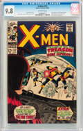 Silver Age (1956-1969):Superhero, X-Men #37 (Marvel, 1967) CGC NM/MT 9.8 Off-white pages....