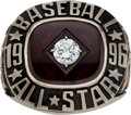 Baseball Collectibles:Others, 1996 American League All-Star Game Ring. ...