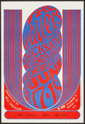 "Movie Posters:Rock and Roll, The Wailers at The Fillmore Auditorium (Bill Graham, 1966). ConcertPoster #11 (13.75"" X 20.25"") 2nd Printing B. Rock and Ro..."