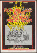 """Movie Posters:Rock and Roll, South Side Sound System at The Avalon Ballroom (Family Dog, 1967).Concert Poster #80-1 (14.25"""" X 20.5"""") 1st Printing. Rock ..."""