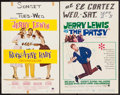 """Movie Posters:Comedy, Rock-a-Bye Baby & Others Lot (Paramount, 1958). Window Cards (4) (14"""" X 22""""). Comedy.. ... (Total: 4 Items)"""