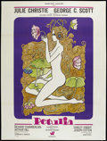 "Movie Posters:Drama, Petulia (Warner Brothers, 1968). French Grande (47"" X 63""). Drama. ..."