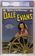 Golden Age (1938-1955):Western, Dale Evans Comics #6 Mile High pedigree (DC, 1949) CGC NM/MT 9.8White pages....