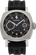 Timepieces:Wristwatch, Panerai Ferrari Gran Tourismo Automatic Wristwatch Ref. F6654. ...