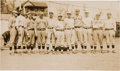 Baseball Collectibles:Photos, Earliest Known Boston Red Sox Team Photograph with Babe Ruth,PSA/DNA Type 1....