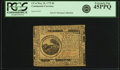 Colonial Notes:Continental Congress Issues, Continental Currency May 10, 1775 $6 Fr. CC-6. PCGS Extremely Fine45PPQ.. ...