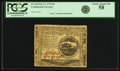 Colonial Notes:Continental Congress Issues, Continental Currency February 17, 1776 $4 Fr. CC-26. PCGS ChoiceAbout New 58.. ...