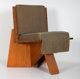 Frank Lloyd Wright (American, 1867-1959) Dining Chair from the Clarence Sondern House, Kansas City, circa 1939 Cypress...