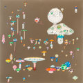 Prints:Contemporary, Takashi Murakami (b. 1962). Making a U-Turn, the Lost ChildFinds His Way Home, 2004. Screenprint in colors on wove pape...