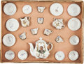 Political:3D & Other Display (1896-present), Theodore Roosevelt: Child's Play Tea Set....