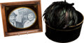 Political:Presidential Relics, Coretta Scott King: Personally-owned Hat.... (Total: 2 Items)