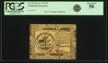 Colonial Notes:Continental Congress Issues, Continental Currency May 9, 1776 $5 Fr. CC-35. PCGS About New 50.....