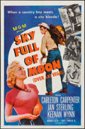 """Movie Posters:Western, Sky Full of Moon & Other Lot (MGM, 1952). One Sheets (2) (27"""" X 41""""). Western.. ... (Total: 2 Items)"""