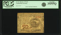 Colonial Notes:Continental Congress Issues, Continental Currency July 22, 1776 $4 Fr. CC-41. PCGS Very Fine35PPQ.. ...