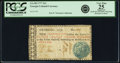 Colonial Notes:Georgia, Georgia 1777 No Resolution Date $11 Floating Jugs Fr. GA-90. PCGS Very Fine 25 Apparent.. ...