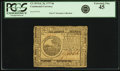 Colonial Notes:Continental Congress Issues, Continental Currency Feb. 26, 1777 $6 Fr. CC-59. PCGS ExtremelyFine 45.. ...