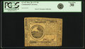 Colonial Notes:Continental Congress Issues, Continental Currency May 20, 1777 $6 Fr. CC-67. PCGS Very Fine 30.....