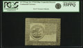 Colonial Notes:Continental Congress Issues, Continental Currency September 26, 1778 $5 Blue CounterfeitDetector Fr. CC-79DT. PCGS Choice About New 55PPQ.. ...