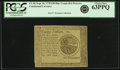 Colonial Notes:Continental Congress Issues, Continental Currency September 26, 1778 $20 Blue CounterfeitDetector Fr. CC-82DT. PCGS Choice New 63PPQ.. ...