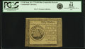 Colonial Notes:Continental Congress Issues, Continental Currency September 26, 1778 $50 Blue CounterfeitDetector Fr. CC-85DT. PCGS New 61 Apparent.. ...