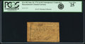 Colonial Notes:Massachusetts, Massachusetts June 18, 1776 4 Shillings 4 Pence ContemporaryCounterfeit Fr. MA-203. PCGS Very Fine 25.. ...