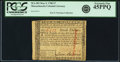 Colonial Notes:Massachusetts, State of Massachusetts May 5, 1780 $7 Fr. MA-283. PCGS ExtremelyFine 45PPQ.. ...