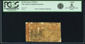Colonial Notes:New Jersey, New Jersey September 8, 1755 3 Pounds Fr. NJ-81. PCGS Good 6 Apparent.. ...