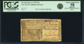 Colonial Notes:New Jersey, New Jersey June 14, 1757 30 Shillings Fr. NJ-106. PCGS Choice AboutNew 58 Apparent.. ...