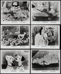 """Movie Posters:Animation, 101 Dalmatians (Buena Vista, R-1979). Photo Sets of 6 (3) (8"""" X 10"""") Set A. Animation.. ... (Total: 18 Items)"""