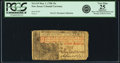 Colonial Notes:New Jersey, New Jersey May 1, 1758 15 Shillings Fr. NJ-115. PCGS Very Fine 25Apparent.. ...