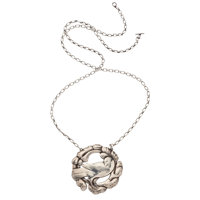 Sterling Silver Necklace, Georg Jensen