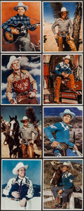 "Movie Posters:Western, Gene Autry & Other Western Stars Lot (1970s-1980s). Reproduction Photos (200+) (3.25"" X 4.25"" - 8"" X 10"" ). Western.. ... (Total: 200 Items)"