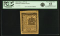 Colonial Notes:Delaware, Colony of Delaware May 1, 1777 4 Pence Fr. DE-82. PCGS Very Choice New 64 Apparent.. ...