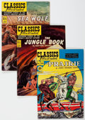 Silver Age (1956-1969):Classics Illustrated, Classics Illustrated Group of 16 (Gilberton, 1950s-60s).... (Total:16 Comic Books)