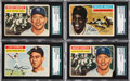 Baseball Cards:Lots, 1956 Topps Baseball Collection (500). ...