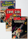 Silver Age (1956-1969):Horror, Science Fiction/Horror Group of 4 (Miscellaneous Publishers,1950s).... (Total: 4 Comic Books)