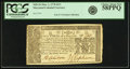 Colonial Notes:Maryland, Maryland March 1, 1770 $2/3 Fr. MD-54. PCGS About New 58PPQ.. ...