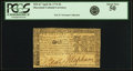 Colonial Notes:Maryland, Maryland April 10, 1774 $2 Fr. MD-67. PCGS About New 50.. ...