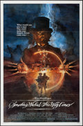 """Movie Posters:Horror, Something Wicked This Way Comes & Other Lot (Buena Vista, 1983). One Sheets (2) (27"""" X 41"""") Flat Folded. Horror.. ... (Total: 2 Items)"""